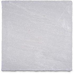 Tumbled Kandla Grey Sandstone Sample - 75x75x10mm Sample