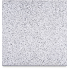 Silver Grey Granite Sample - 75x75x10mm Sample