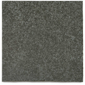 Black Basalt Porcelain Sample - 75x75x10mm Sample