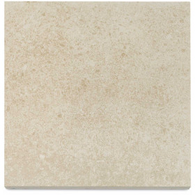 Cream Porcelain Paving Sample - 75x75x10mm Sample