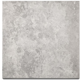 Silver Contro Porcelain Sample - 75x75x10mm Sample