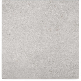 Silver Grey Porcelain Sample - 75x75x10mm Sample