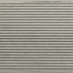 Pebble Grey Grooved DesignBoard - 75x75x20mm Sample