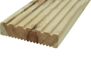 Softwood Decking Boards