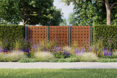 Corten Steel Parterre Tall Kit