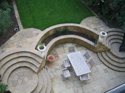 Bespoke Riven Coping Stones