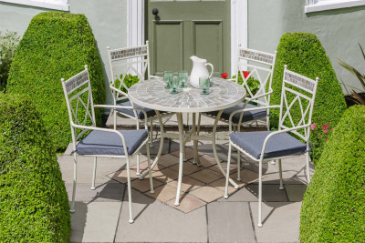 Cadiz 4 Seat Dining Set