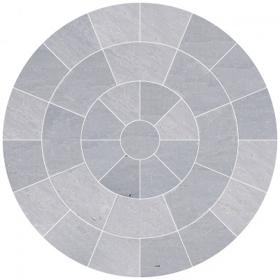 Kandla Grey Sandstone Circle