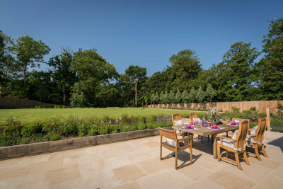 Harvest Smooth Sandstone Paving