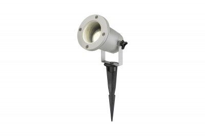 Grey Aluminium Spotlight Spike Light