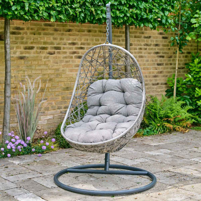 Monaco Stone Egg Chair