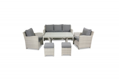 Provence Lounge Dining Set