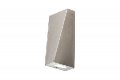 Stainless Steel Angular Up/Down Light