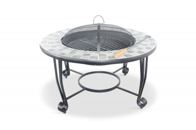 Valencia Charcoal Fire Pit