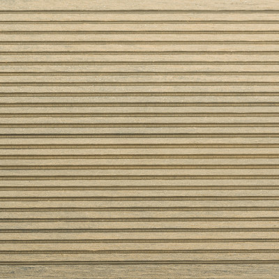 Warm Teak Grooved Composite Decking