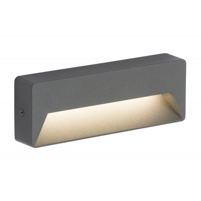 Anthracite Wide Rectangle Guide Light