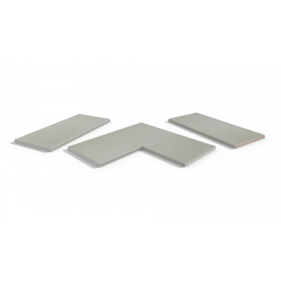 Comblanchien Porcelain 5mm Chamfered Coping Stones