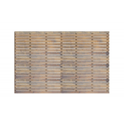 Weathered Larch Panel 1200mm High