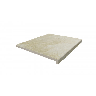 Gea Porcelain 40mm Downstand Step