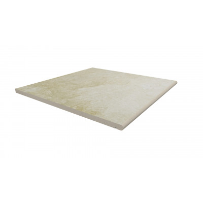 Gea Porcelain 20mm Bullnose Step
