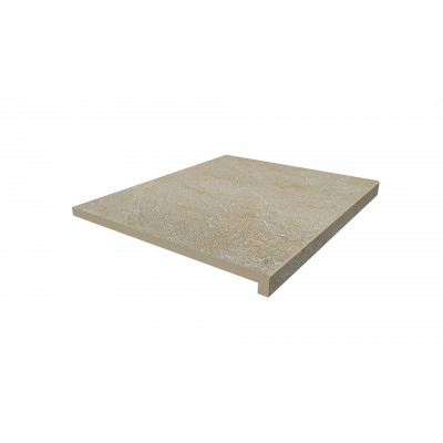 Golden Stone Porcelain 40mm Downstand Step