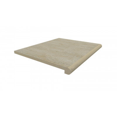 Golden Stone Porcelain 40mm Bullnose Step
