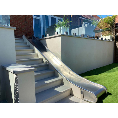 Urban Grey Porcelain 40mm Downstand Coping Stones
