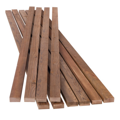 Redwood Battens