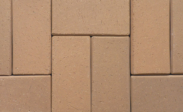Delta Yellow Clay Pavers