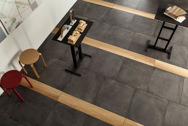 Ground Porcelain Tiles