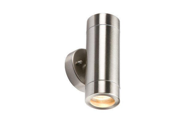 Lightweight Stainless Steel Fixed Up/Down Light