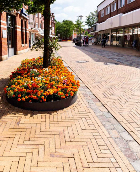 Oxford Clay Pavers