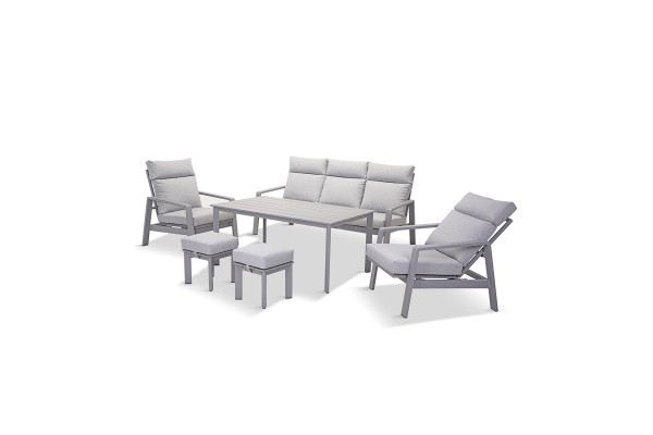 Santorini Dawn Lounge Dining Set