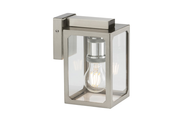 Square Stainless Steel Lantern