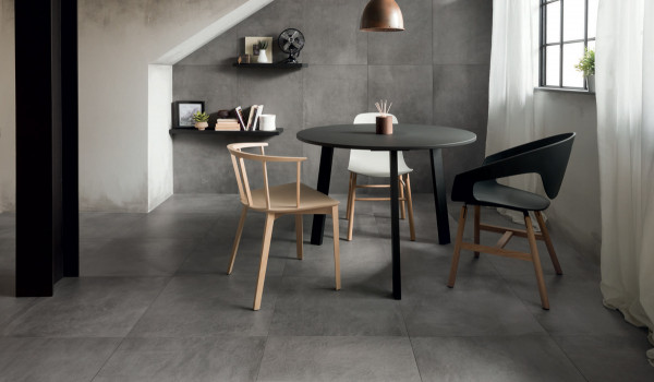 Steel Porcelain Tiles