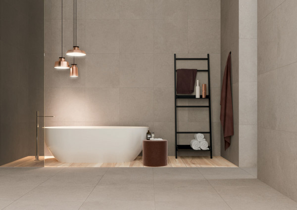 Taupe Porcelain Tiles