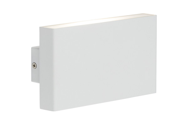 White Rectangle Up/Down Light