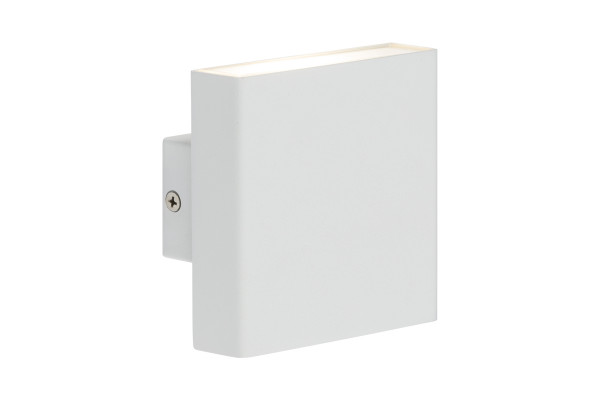 White Square Up/Down Light