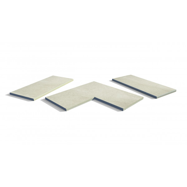 Image Displaying Ash Beige Coping Collection