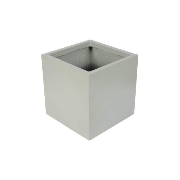 Image displaying W 300 x H 300 x D 300mm Cube Planter