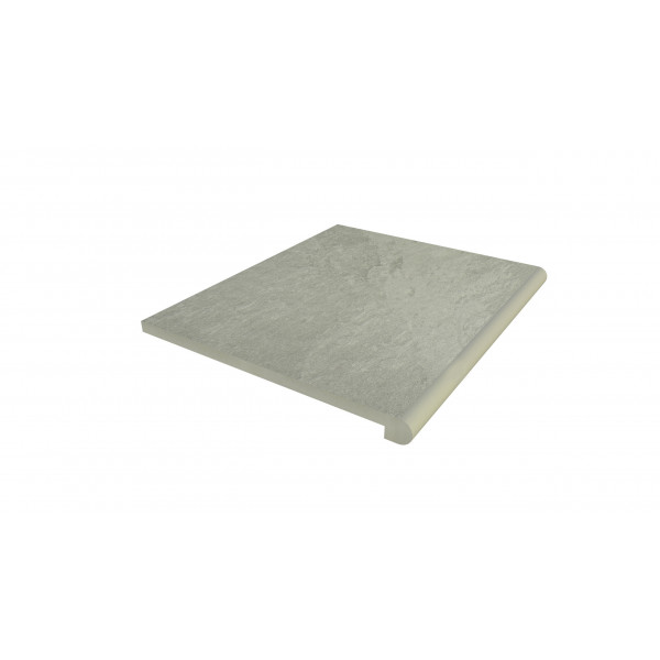 Image Displaying 600x500 Florence Storm Step with a 40mm Bullnose Edge