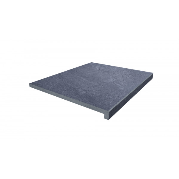 Image Displaying 600x500 Kirkby Step with a 40mm Downstand Edge