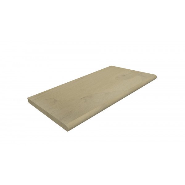 Image Displaying Mirage Step Tread 900x500x30mm with a Long Edge Bullnose