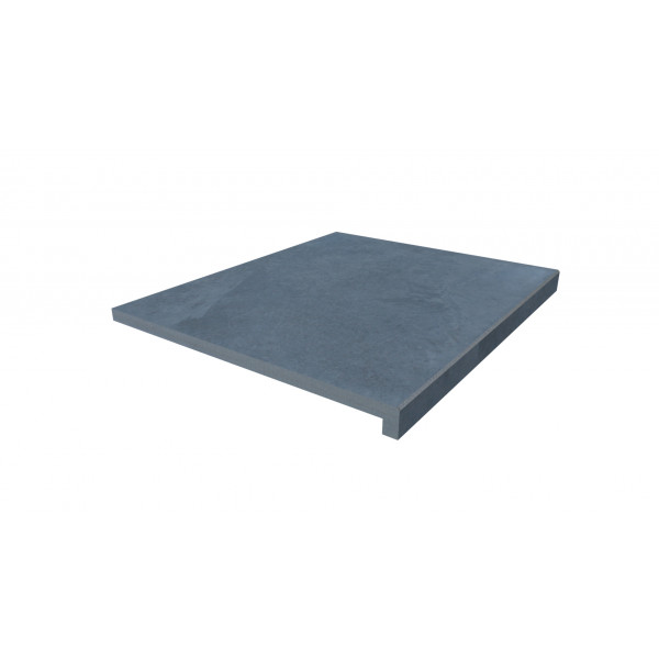 Image Displaying 600x500 Slab Coke Step with a 40mm Downstand Edge