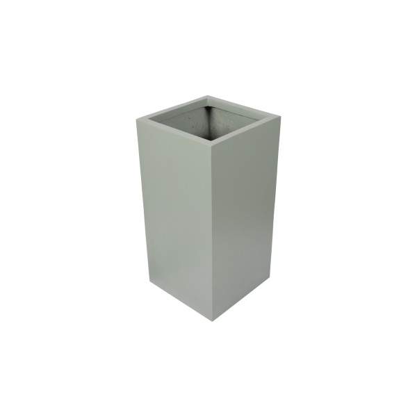 Image displaying W 300 x H 600 x D 300mm Tall Cube Planter