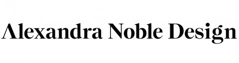 Alexandra Noble Design Logo