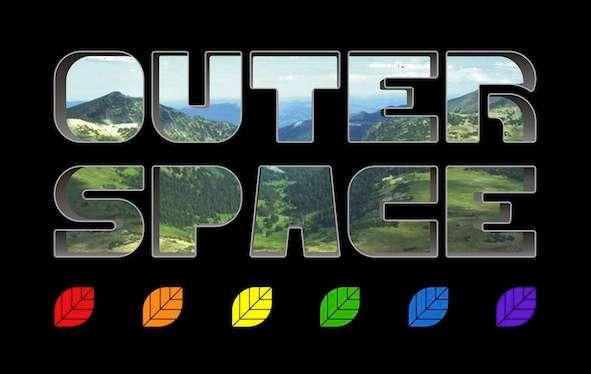 Outer Space Logo