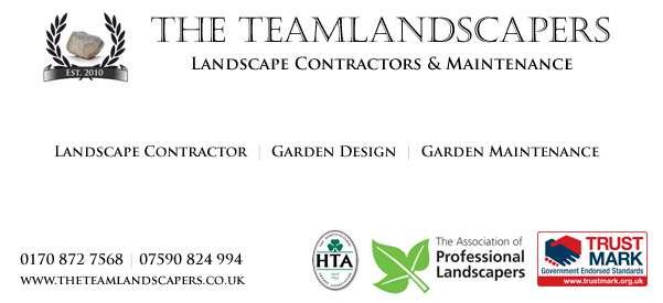 The Teamlandscapers LTD Logo