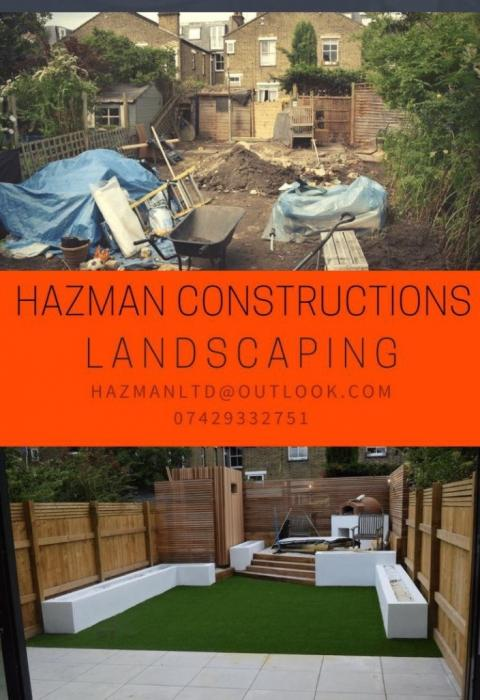 Hazman Construction Ltd Logo