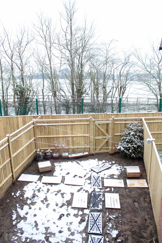 How to enjoy your garden in winter